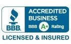 A&K Heating and Air Conditioning has an A+ Better Business Bureau rating