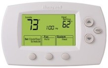 Honeywell Soft-Touch Programmable Thermostats Atlanta
