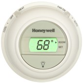 Honeywell Round Non-Programmable Thermostats Atlanta